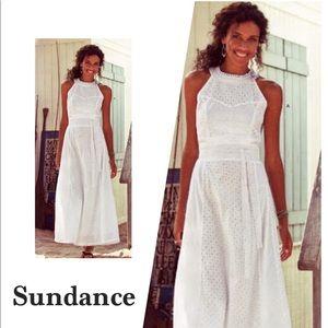 Sundance Isla Eyelet  Dress